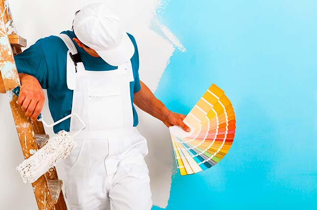 Pintura residencial - Pintor Itanhangá RJ Barato